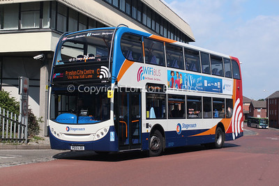 15908, PE13LSO, Stagecoach in Merseyside & South Lancashire