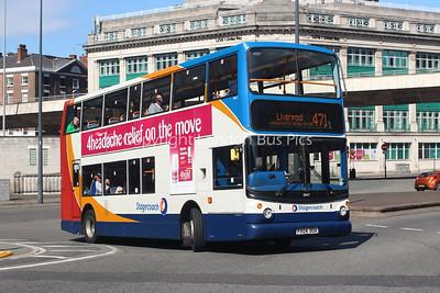 18167, PX04DOA, Stagecoach in Merseyside