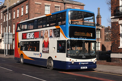 17272, HSV194, Stagecoach in Merseyside