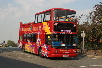 17455, Y526NHK, Stagecoach in Chester