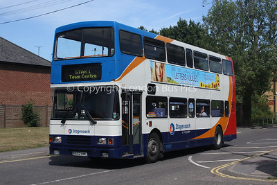 16502, R502UWL, Stagecoach in Hampshire