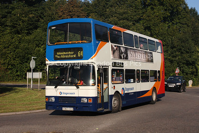 16303, S303CCD, Stagecoach in Hampshire