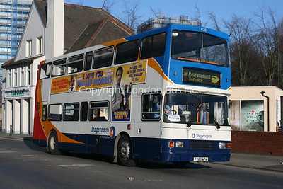 16263, P263WPN, Stagecoach in Hampshire