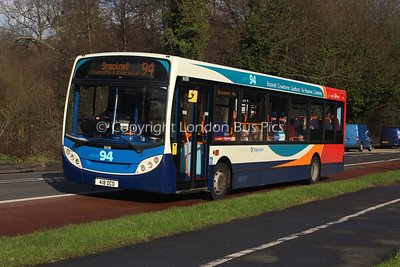 36018, 418DCD, Stagecoach in Hants and Surrey