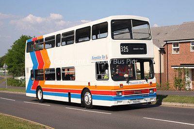 14921, F601MSL, Stagecoach in Hampshire
