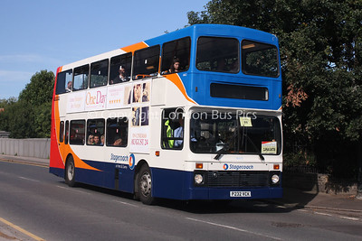 16632, P232VCK, Stagecoach in Hants & Surrey
