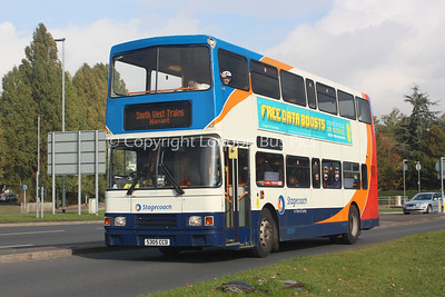 16305, S305CCD, Stagecoach in Hants and Surrey