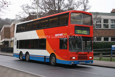 13620, H723KDY, Stagecoach in Hampshire