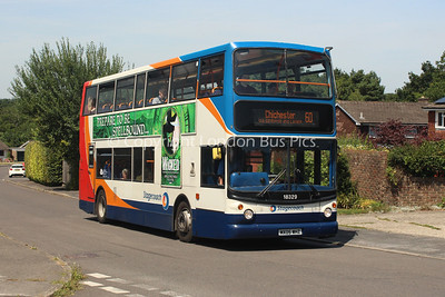 18329, MX05WHZ, Stagecoach South