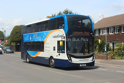 10953, SN18KNU, Stagecoach South