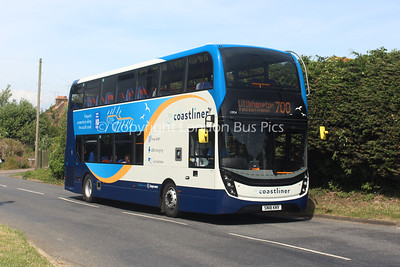 10954, SN18KNV, Stagecoach South
