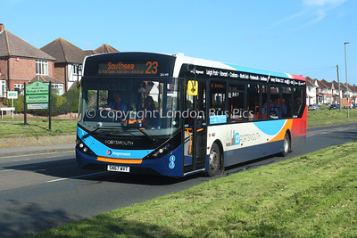 Stagecoach South (South Downs and Portsmouth)