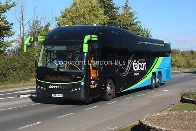 Stagecoach UK Fleet (5xxxx Series)