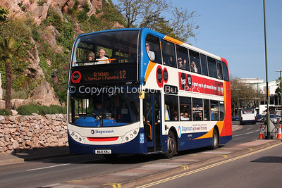 15797, WA61KMJ, Stagecoach South West