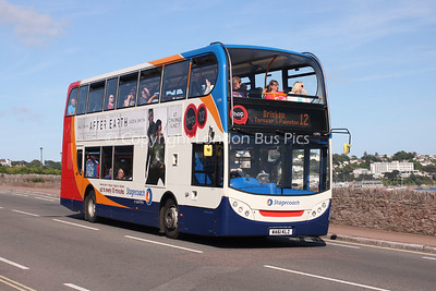 15793, WA61KLZ, Stagecoach South West