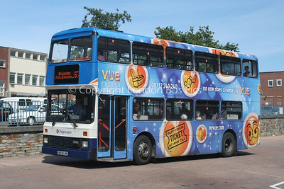 15369, K869LMK, Stagecoach in Devon