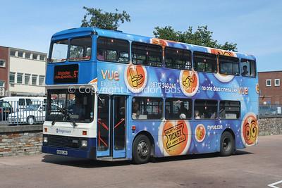 15369, K869LMK, Stagecoach in Devon