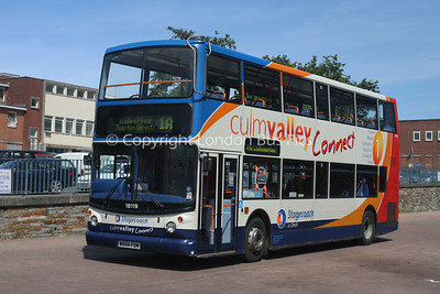 18119, WA04FOM, Stagecoach in Devon