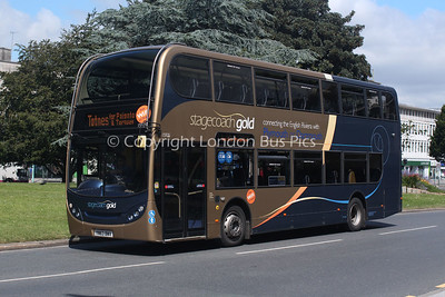 15925, YX63BWV, Stagecoach South West