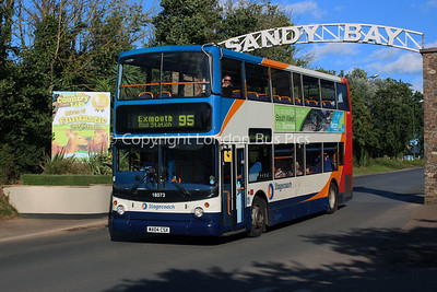 18073, WA04CSX, Stagecoach in Devon