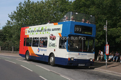15329, J829HMC, Stagecoach in Devon