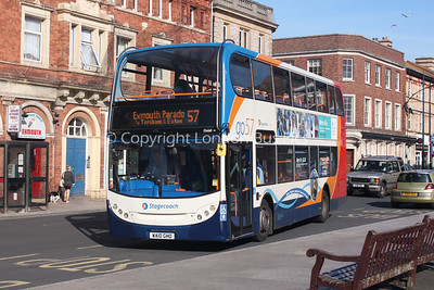 15660, WA10GHO, Stagecoach South West