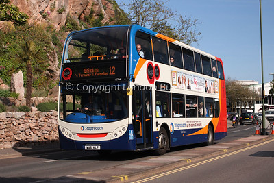15784, WA61KLF, Stagecoach South West