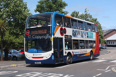 15788, WA61KLO, Stagecoach South West