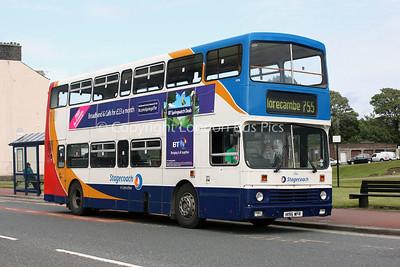 14196, H196WFR, Stagecoach in Lancashire
