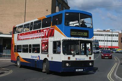 14189, G189JHG, Stagecoach in Devon