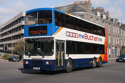 13617, WLT794, Stagecoach Bluebird