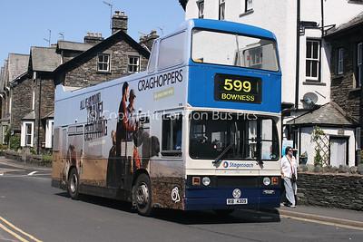11110, RIB4309, Stagecoach Cumbria