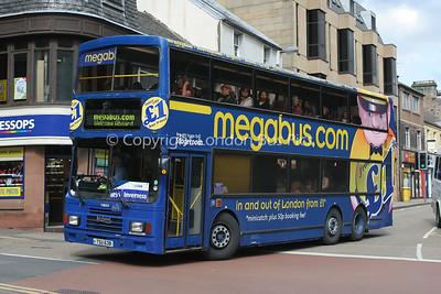 13634, TSU638, Stagecoach Bluebird