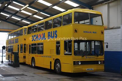10843, A843SUL, Stagecoach Western