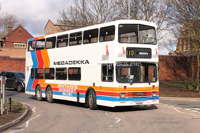 14000, F110NES, Stagecoach in Bedford