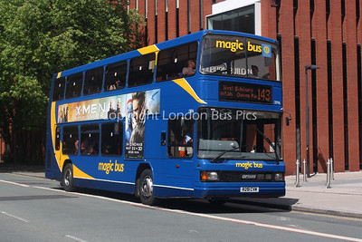 13996, R291CVM, Stagecoach in Manchester