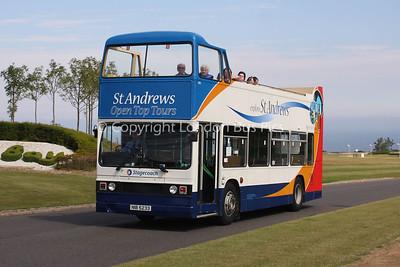11093, NIB5233, Stagecoach in Fife