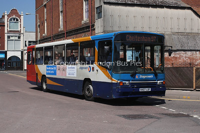 20407, N407LDF, Stagecoach West