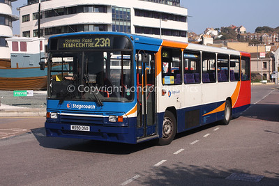 20590, M590OSO, Stagecoach in Hastings