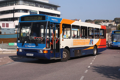 20646, R646HCD, Stagecoach in Hastings
