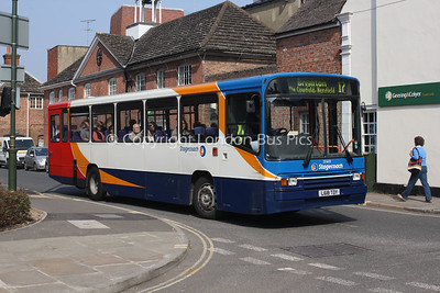 20618, L618TDY, Stagecoach in the South Downs