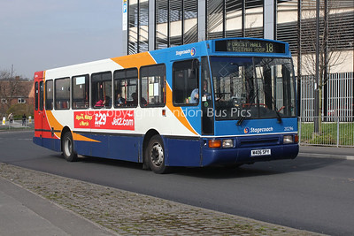 20296, M406SPY, Stagecoach in Newcastle