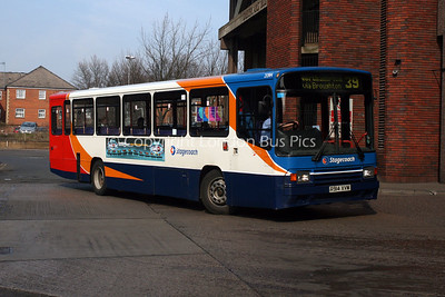 20194, R914XVM, Stagecoach in Northants