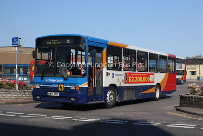 20316, N316VMS, Stagecoach in Fife