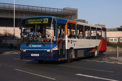 20542, P542ESA, Stagecoach in East Kent