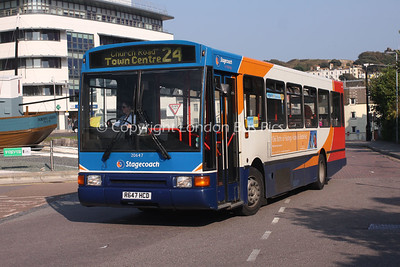 20647, R647HCD, Stagecoach in Hastings