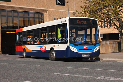 36011, AE07KYS, Stagecoach in Peterborough