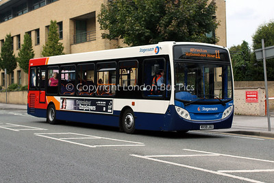 36096, MX59JAU, Stagecoach in Manchester