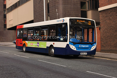 36104, MX59JCD, Stagecoach in Manchester