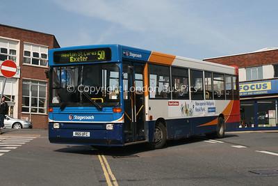 32165, R65UFC, Stagecoach in Devon